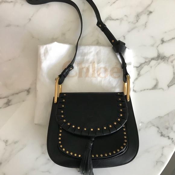 c270c4ac92 Chloe Bags | Small Hudson Crossbody Tassel Bag | Poshmark